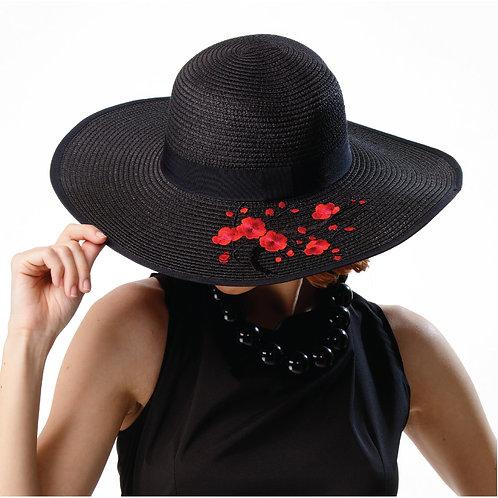 Chapéu Cerejeira Vermelha