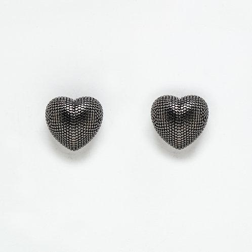 Brinco Dotted Coração
