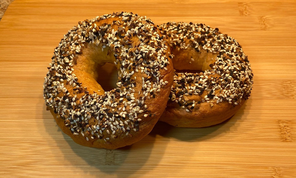 Everything Bagels - Qty. 8