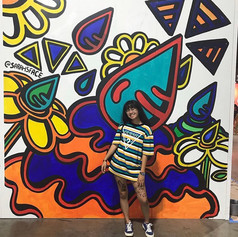 Live Painting at ComplexCon 2018 with eBay and Joshua Vides