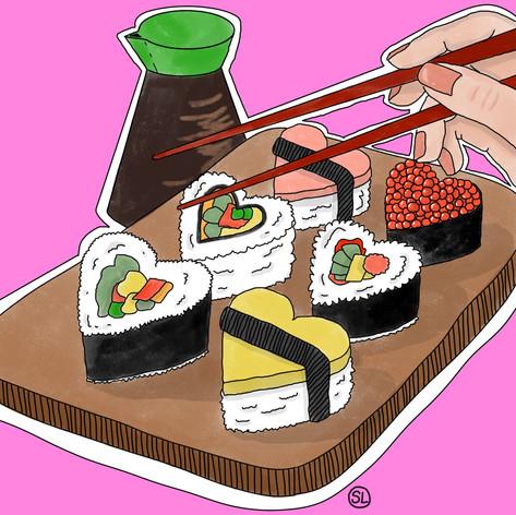 Sushi Addict
