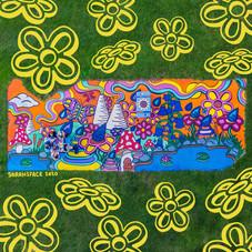 Secret Garden - Dix Park Murals (1/2)