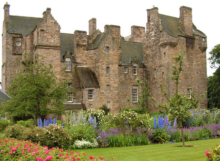 Come join us at Balcaskie & Kellie Castle this weekend