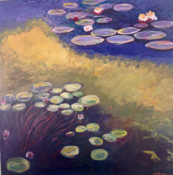 Ode to Monet