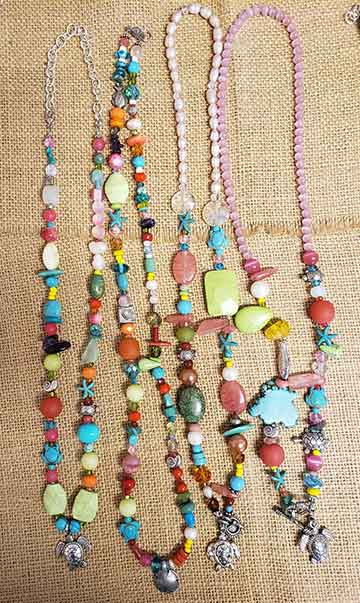 beachy jewelry