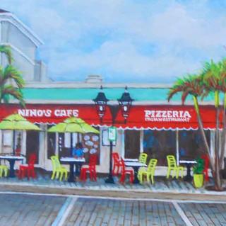 """Nino's Cafe"""