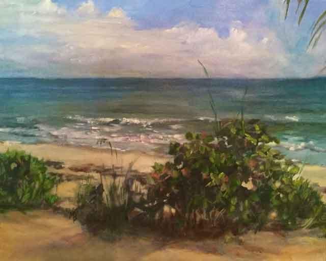 J.C. Beach Idyll