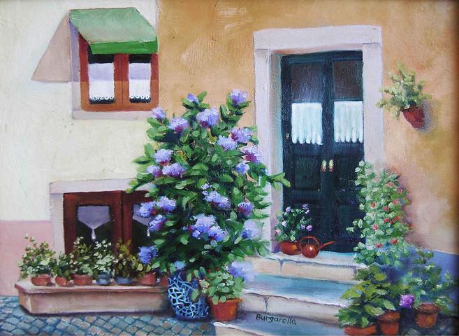 Green Door of Sintra