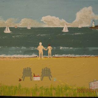 """ Beach Buns"""