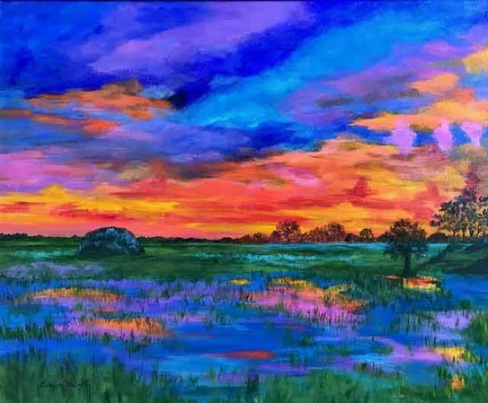 Everglades Grandeur