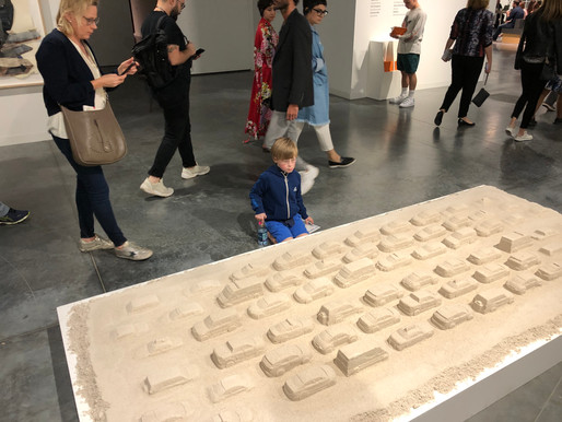 A Few Fine Days in Miami: When the Fine Art World Comes to Town: Part One