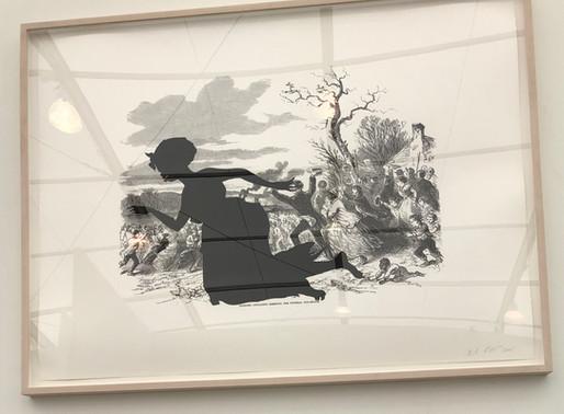 At the Untitled Art Fair, Miami Beach, Kara Walker Stands Out
