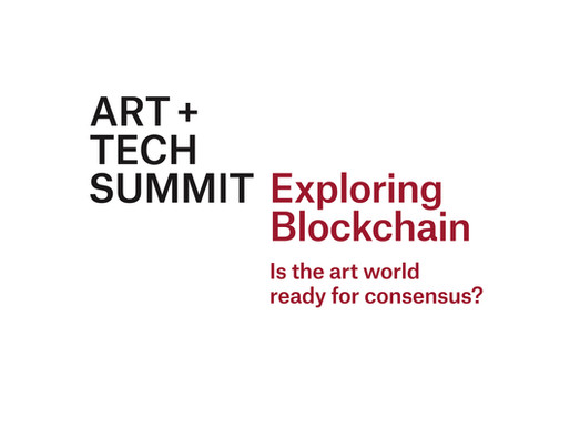 Christies' Art+Tech Summit: Exploring Blockchain —  Is the Art World Ready For Consensus?