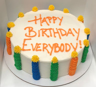 Candle Birthday
