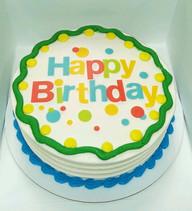 Happy Birthday Polka Dot