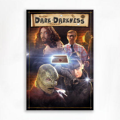 Dark Darkness Season Zero Poster