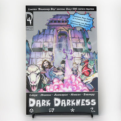 Dark Darkness comic book issue #1 (Discounted)