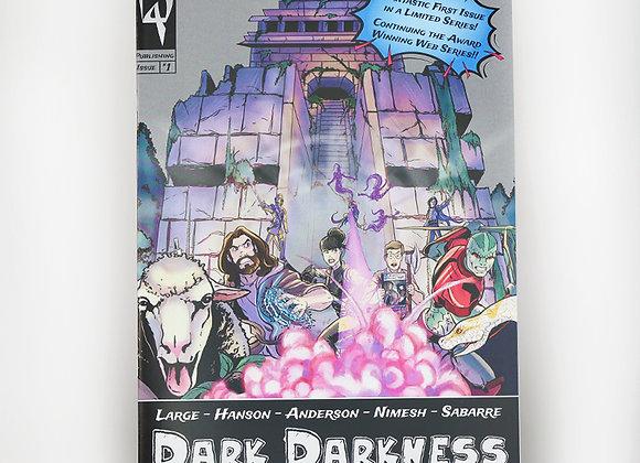 Dark Darkness comic book issue #1