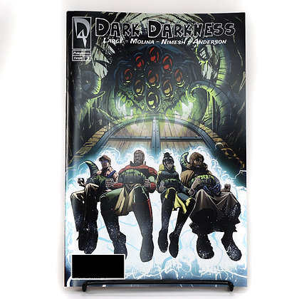 Dark Darkness comic book issue #3 (Discounted)