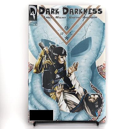 Dark Darkness comic book issue #2 (Discounted)