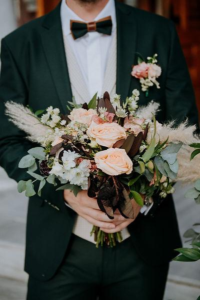 Wedding bouquette