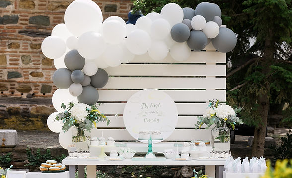 baptism in greece,event planning