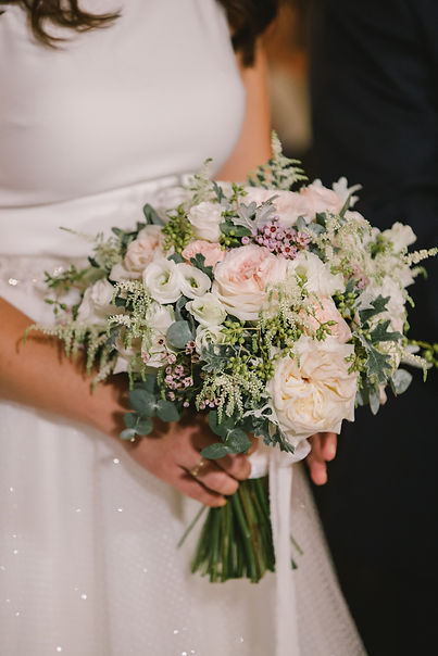 Bridal bouquette