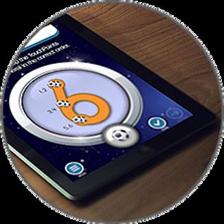 Приложение TouchMath Counting