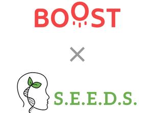 Introducing Boost x S.E.E.D.S.