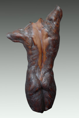 Elements of Form Male Bk 32x15x5 in
