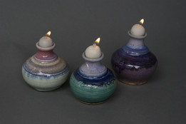"""3"""" Small Oil Lamps"""