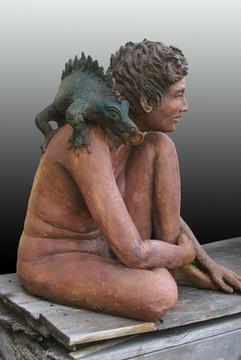 Lizard Woman 24x18x19In.jpg