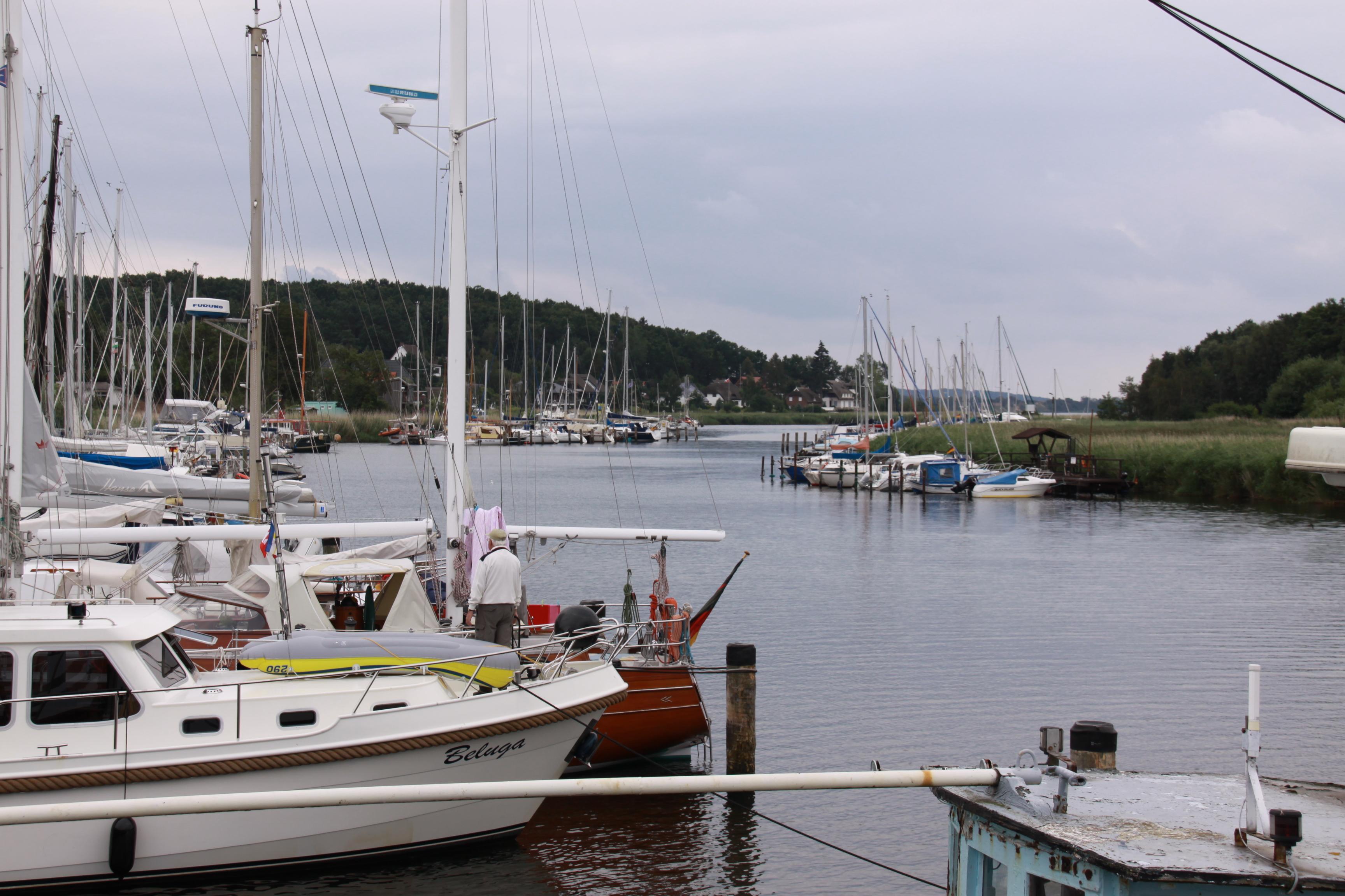 Yachthafen Seedorf/Sellin