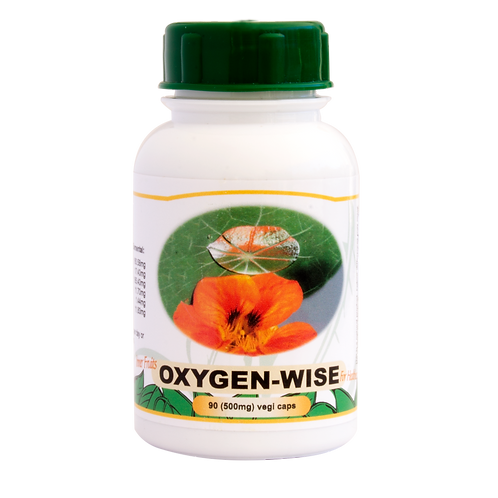 Anti-Allergy and Adrenal Support - Oxygen Wise