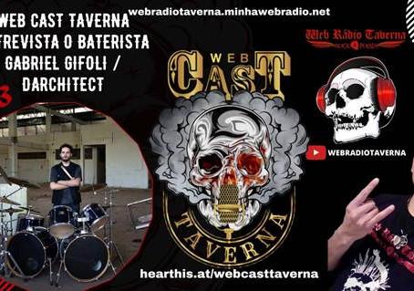 Darchitect: confira as entrevistas concedida ao Comando Noise e Webcast Taverna!