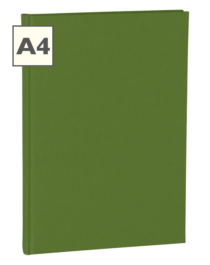 A4 Notizbuch von Semikolon in der Farbe Irish