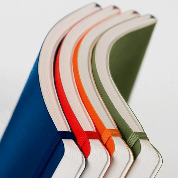 Softcover Notizbücher von Leuchtturm1917 bei Notizgold