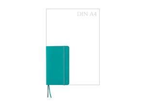 Leuchtturm1917 Notizbuch Pocket A6 im Softcover bei Notizgold individualisieren.