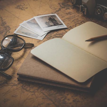 Erfolg schreiben: Die Geschichte des Notizbuchs