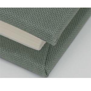 Ecken des Notizbuchs von Semikolon - Notizgold