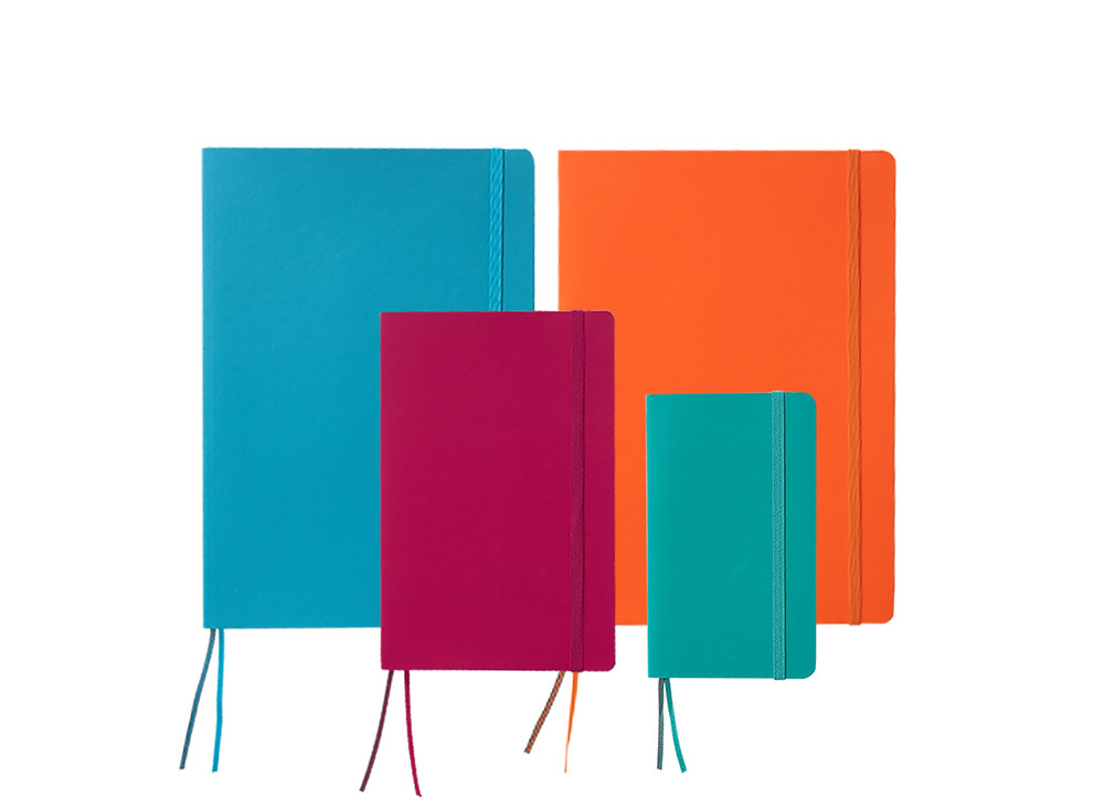 Gesamt Auswahl an Notizbüchern von LEUCHTTURM1917 - Individualisieren und personalisieren bei Notizgold