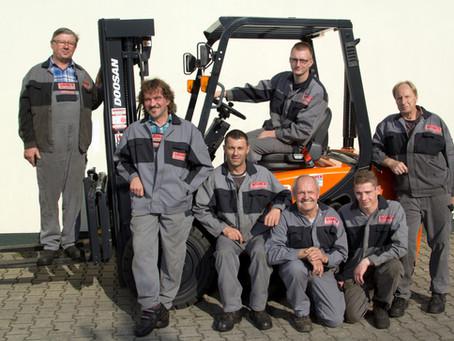 Stellenprofil: Land- und Baumaschinenmechatroniker