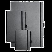 Brunnen Notizbuch Kompagnon Klassik in A4, A5, A6, das bei Notizgold individualisiert und personalisiert wird.