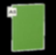 Classic A5 Notizbuch von Semikolon für Ihr Unternehmen personalisieren und mit Logo versehen.