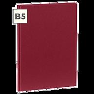 Classic B5 Notizbuch von Semikolon für Ihr Unternehmen personalisieren und mit Logo versehen.