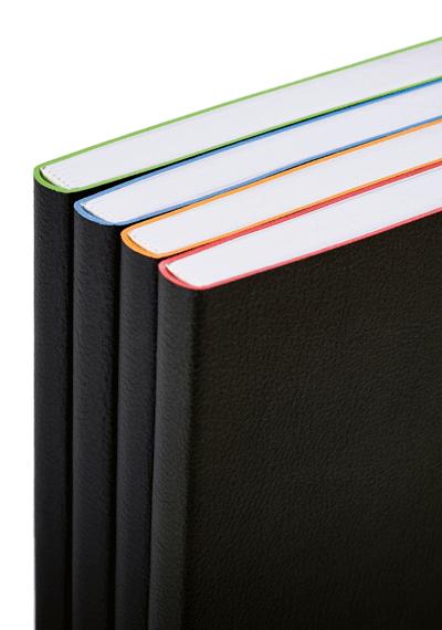 Notizbücher Laser Color von Brunnen - Viele Farben bei Notizgold