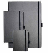 Personalisierte Notizbücher von Brunnen eignen sich bestens als Präsente für Mitarbeiter, Kunden & Geschäftspartner.