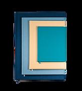 Personalisierte Notizbücher von Semikolon eignen sich bestens als Präsente für Mitarbeiter, Kunden & Geschäftspartner.