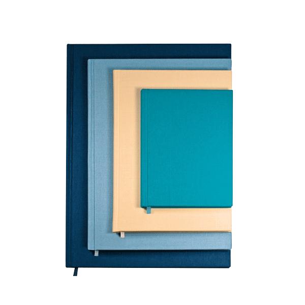 Notizbücher von Semikolon - Bei Notizgold veredeln