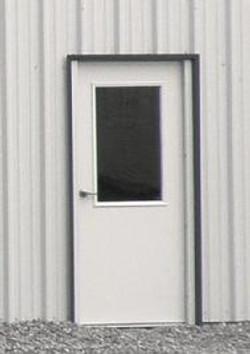 Walk Door with window